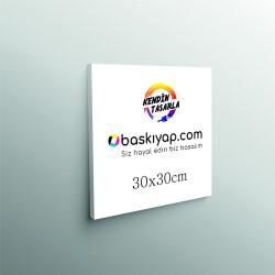 Kişiye Özel Kanvas Tablo 30x30cm