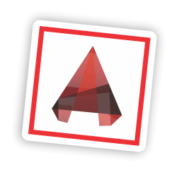 Autocad Sticker