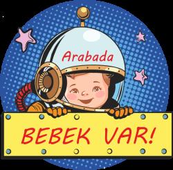 Arabada Bebek Var (Astronot)
