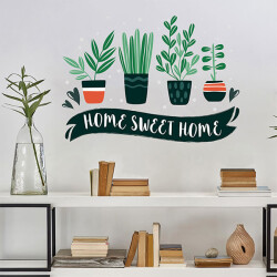 Sweet Home Duvar Sticker