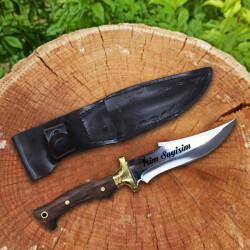 Kişiye Özel Avcı Bıçağı - El Yapımı