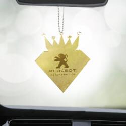 Araç Marka Logolu Dikiz Aynası Süsü