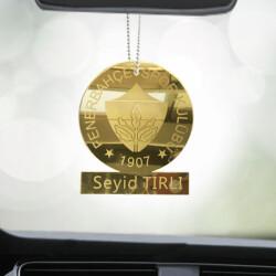 Fenerbahçe Dikiz Aynası Süsü