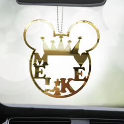 Mickey Mouse Dikiz Aynası Süsü