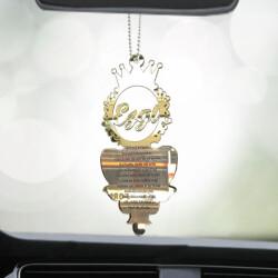 Taç Ayetel Kürsi Dikiz Aynası Süsü