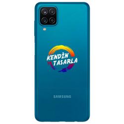 Kişiye Özel Samsung A12 Telefon Kılıfı