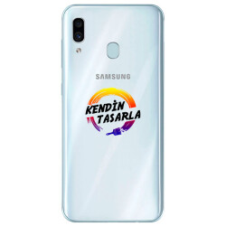 Samsung A30 Kendin Tasarla Telefon Kılıfı