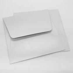 Kare Davetiye Zarfı 16x16cm