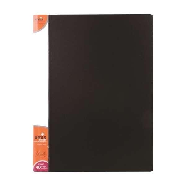 Umix Basic 40 Lı Siyah Sunum Dosyası