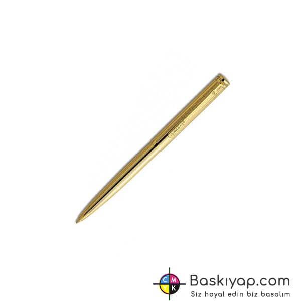 Goldring 302141 Kare Desenli Sarı Kalem Kaşe
