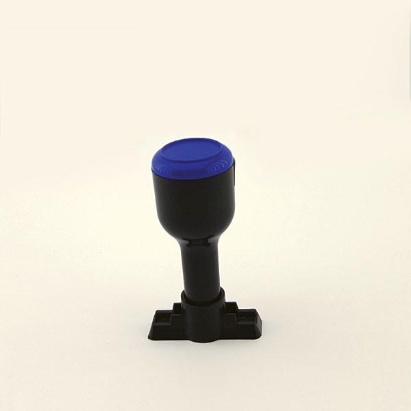 Sırdaş 43x20mm Küçük Boy Saplı Kaşe