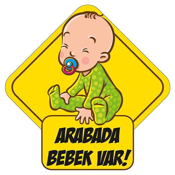Arabada Bebek Var MT46
