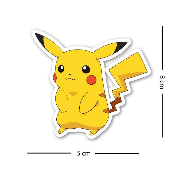 Pokémon – Pikachu Sticker