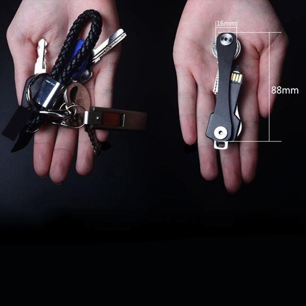 Smart Key - Anahtar Organizer - Kişiye Özel