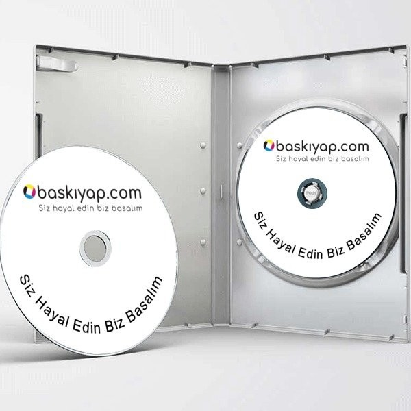 CD - DVD Sticker