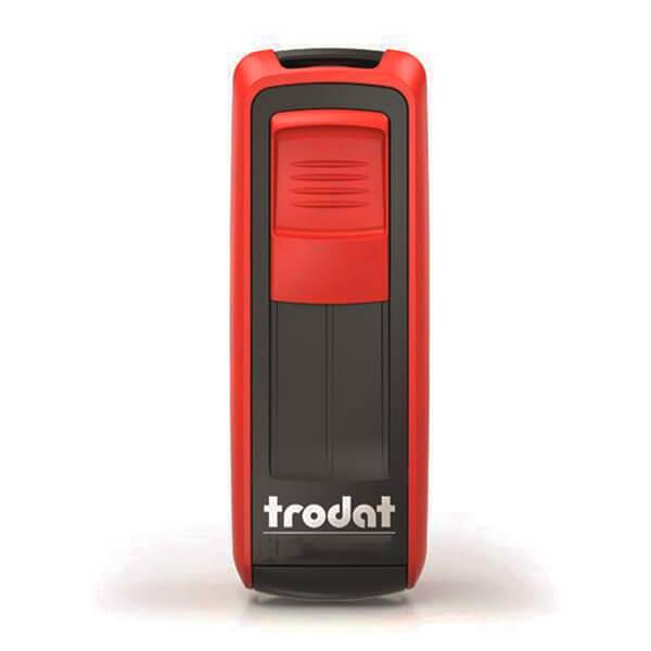 Trodat Pocket Printy Cep Kaşe 9511 | Siyah-Kırmızı