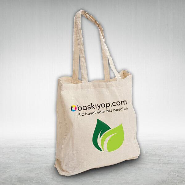 Baskılı Promosyon Bez Çanta