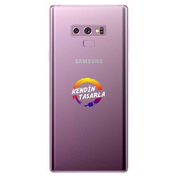 Kişiye Özel SAMSUNG Galaxy Note 9 Telefon Kılıfı