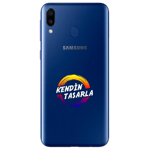Kişiye Özel Samsung Galaxy M20 Slikon Kılıfı