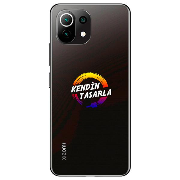Kendin Tasarla Xiaomi Mi 11 Lite Telefon Kılıfı