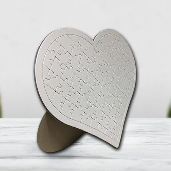 Kalpli Küçük Puzzle Ayaklı A4 ( 81 Parça)
